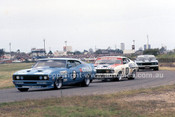 77082 - John Goss, Jim Richards & Dick Johnson, Falcon - Surfers Paradise 1977