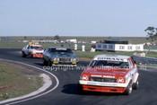 78093 - Ian Hindhaugh Torana & Jim Keogh Falcon- 1978 Calder
