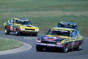 78099 - John Fulkner Capri V6, Brian Potts Mazda RX3 & Colin Campbell Capri V6 - 1978 Oran Park