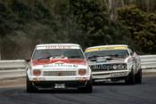 78101 - Jim Richards Torana LX A9X & Allan Moffat Falcon XC - 1978 Sandown