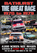 130 - Bathurst 1970 to 1979 - Slideshow DVD - $30.00