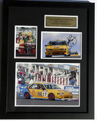 $299.00 - ONE ONLY - Personally Signed by both Dick Johnson & John Bowe