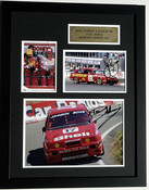 $299.00  ONE ONLY  - Personally Signed by Both Dick Johnson & John Bowe