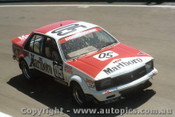 80703  -  P. Brock / J. Richards  -  Bathurst 1980  1st Outright & Class A Winner  Holden Commodore VC