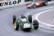 62571 - Jim Clark, Lotus Climax - Monarco Grand Prix 1962
