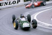 62571 - Jim Clark, Lotus Climax - Monarco Grand Prix 1962