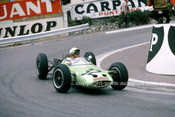 62573 -  Masten Gregory, Lotus BRM - Monarco Grand Prix 1962