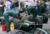 62576 - Lotus pits, Monarco Grand Prix 1962