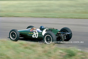 62578 - Jim Clark, Lotus Climax, British Grand Prix, Aintree 1962
