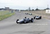 62584 - Dan Gurney, Porsche & Bruce McLaren, Cooper Climax, British Grand Prix, Aintree 1962