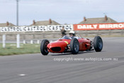 62587 - Phil Hill, Ferrari, British Grand Prix, Aintree 1962
