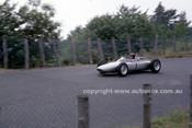 62592 - Dan Gurney, Porsche German Grand Prix,  Nurburgring 1962