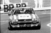80706  -  B. Seton D. Smith    Bathurst 1980  Class B  Winner  Ford Capri