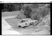 Jeff Leighton Morris Cooper S - Amaroo Park 13th September 1970 - 70-AM13970-018