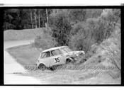 Jeff Leighton Morris Cooper S - Amaroo Park 13th September 1970 - 70-AM13970-019