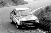 80712  -  Cartwright / Stevens    Bathurst 1980  Ford Escort RS2000