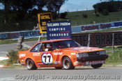 81705  -  P. Willimson / J. Smith    Bathurst 1981  Class C Winner  Toyota Celica