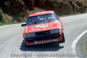 81706  -  P. Willimson / J. Smith    Bathurst 1981  Class C Winner  Toyota Celica