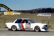 82704  -  G. Fury    Bathurst 1982 Nissan  Bluebird Turbo