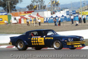 82705  -  K. Bartlett / C. Bond    Bathurst 1982  Camaro