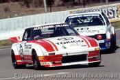 82706  -  P. Alexander / R. Gillard    Bathurst 1982  Mazda RX7