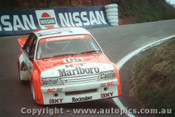 84709  -  Brock / Perkins     Bathurst 1984  1st Outright Winner  Holden Commodore VK
