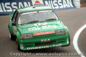 84717  -  D. Johnson / J. French    Bathurst 1984 Ford Falcon XE