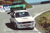 85703  -  J. Smith / A. Price    Bathurst 1985  Class A Winner   Toyota Corolla