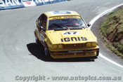 85704  -  C. Bond / G. Hansford   Bathurst 1985  Class B Winner  Alfa Romeo GTV6