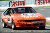 85705  -  P.Williamson / T. Mezera    Bathurst 1985  Toyota Supra