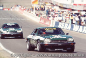 85709  -  R.Dickson / J. Allam    Bathurst 1985  Jaguar XJS