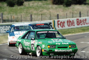 85710  -  D. Johnson / L. Perkins    Bathurst 1985  Ford Mustang