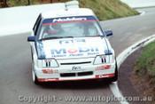 86704  -  P. Brock / A. Moffat   Bathurst 1986  Commodore VK