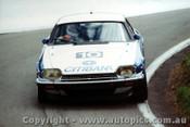 86708  -  J. Goss / B. Muir  -  Bathurst 1986  Jaguar XJS