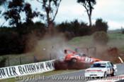 86709  -  P. Williamson / M. Skaife  -  Bathurst 1986 -  Toyota Supra