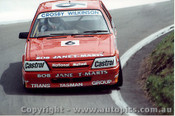 86711  -  G. Crosby / W. Wilkinson   Bathurst 1986  Commodore VK