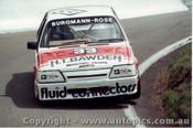 Burgmann / Rose    Bathurst 1986   Commodore VK