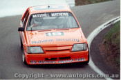 86716  -  Mulvihill / Mathews    Bathurst 1986  Commodore VK