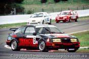 S. Soper / P. Dieudonne    Bathurst 1987  Texaco Ford Sierra