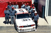 89710  -  Cotter / Doulman / Mezera    Bathurst 1989  Winners Class 2  BMW M3