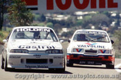 90701  -  W. Percy / A. Grice    Bathurst 1990  1st Outright  Holden Commodore VL