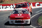 90702  -  J. Richards / M. Skaife   Bathurst 1990  Nissan Skyline GT-R