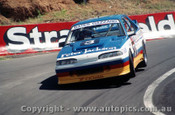 90707  -  P. Gazzard / R. Bates  -  Bathurst 1990 - Holden Commodore VL