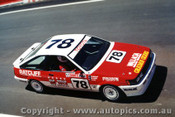 90709  -  M. Quinn / D. Ratcliff   Bathurst 1990  Toyota Corolla