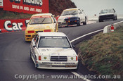 90710  -  Ward / Rooklyn / Jones    Bathurst 1990  Mercedes 190E