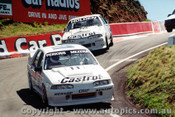 90711  -  Perkins / Mezera & Percy / Grice   Bathurst 1990  Holden Commodore VL