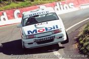 91708  -  P. Brock / A. Miedecke    Bathurst 1991  Holden Commodore VN