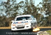 91710  -  Peter Brock  -  Holden Commodore VN  Oran Park1991