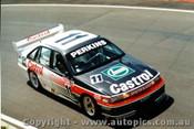 93701  -  L. Perkins / G. Hansford    Bathurst 1993  1st Outright  Holden Commodore VP