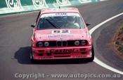 93705  -  J. Cotter / P. Doulman   Bathurst 1993  BMW M3